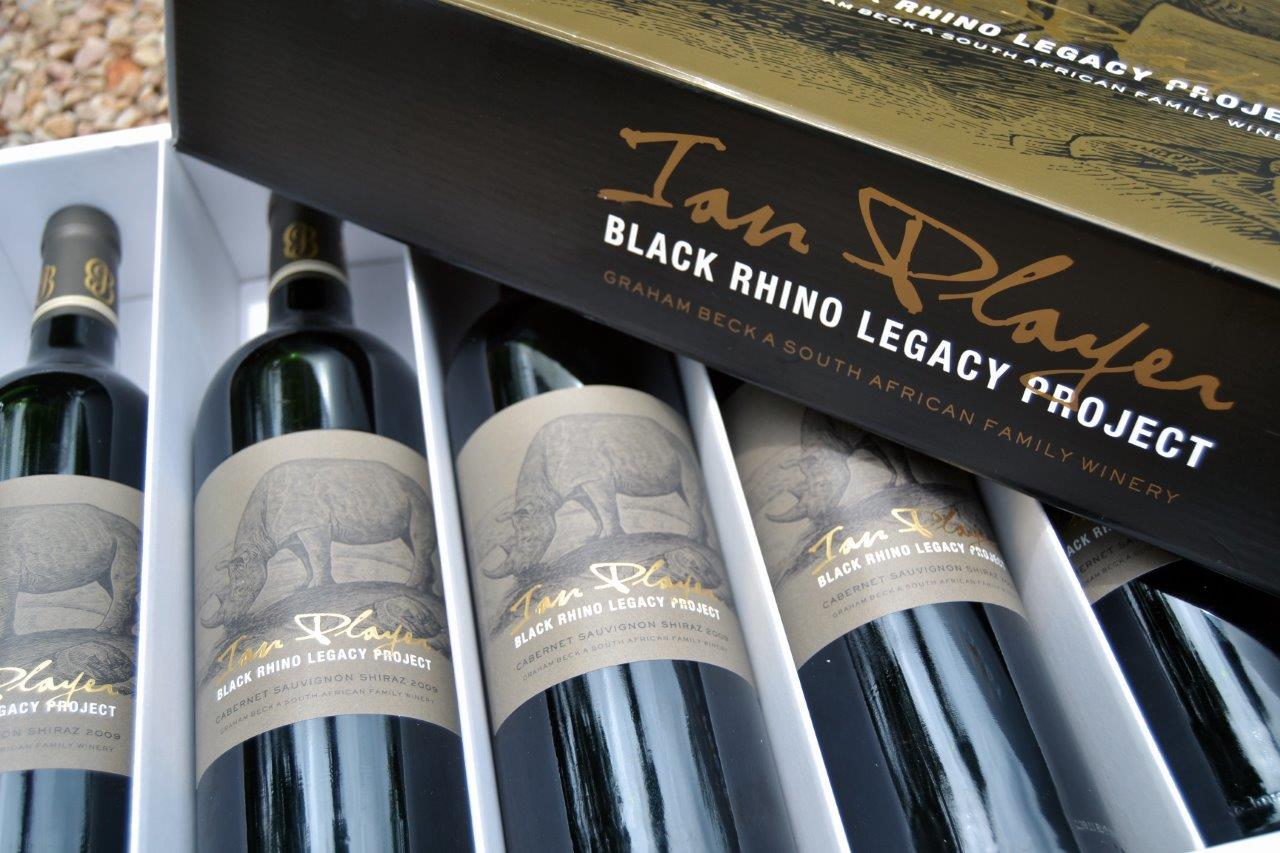 Graham Beck Dr Ian Player Legacy Wine 2